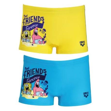 Costume Piscina Unisex Bambini ARENA KB Sponge Friends