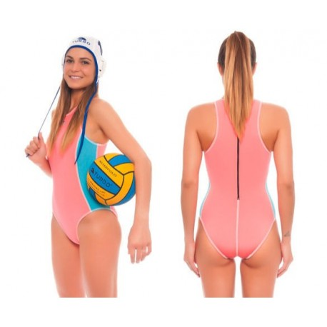 Costumi pallanuoto personalizzati donna Turbo