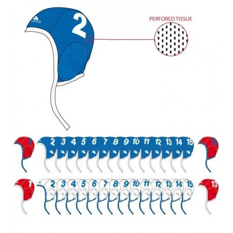 Calottine pallanuoto personalizzate Turbo