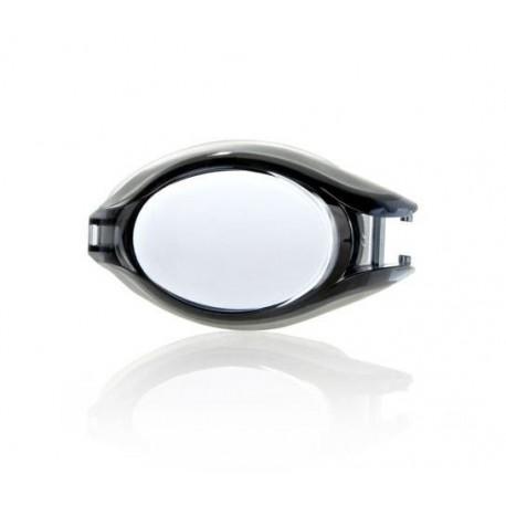Lente occhialini graduati Speedo vista frontalmente