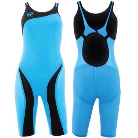 MP Michael Phelps XPRESSO Kneeskin  - Black/Blue