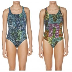 W Samba One Piece Swim Pro Back Arena