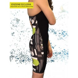 JKeel Knee Suit Open Back Jaked - edizione Nuoto Store laterale