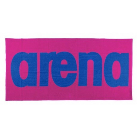 Towel Logo Arena - Fresia Rose, Royal