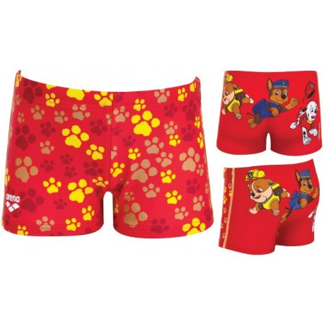 KB Paw Patrol Short Arena - red,multi