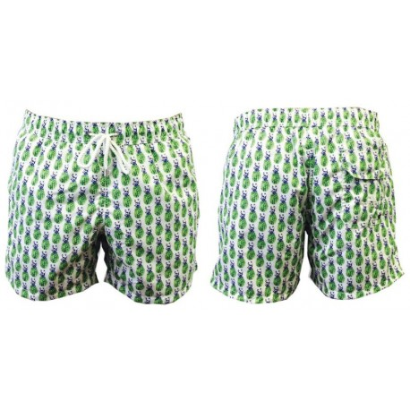 Short uomo Turbo - modello Pineapples