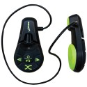 DUO lettore MP3 Finis - Black/Acid_Lime