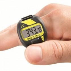 Cronometro SportCount giallo