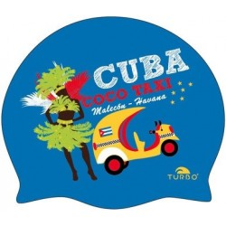Cuffia nuoto turbo Cuba Coco Taxi