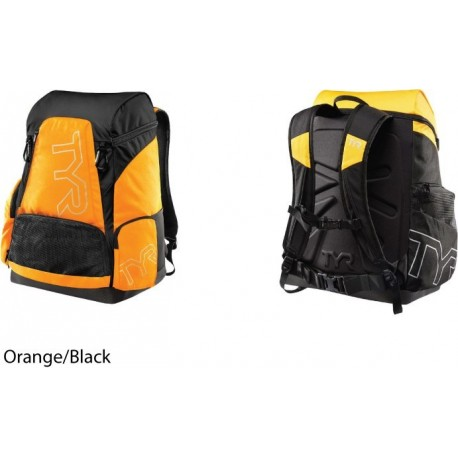 Orege/Black - Alliance 45L Backpack