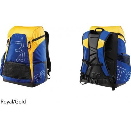 Royal/Gold - Alliance 45L Backpack
