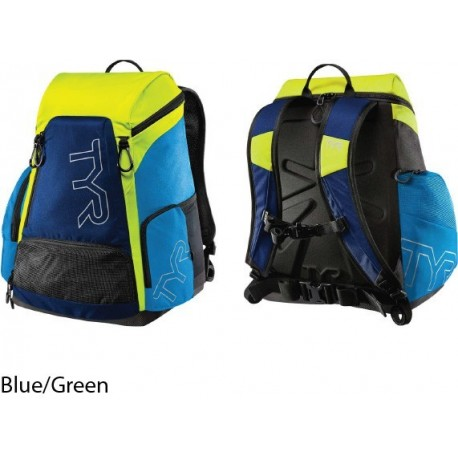 Blue/Green - Alliance 30L Backpack Tyr