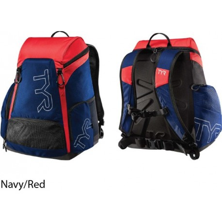 Navy/Red - Alliance 30L Backpack Tyr