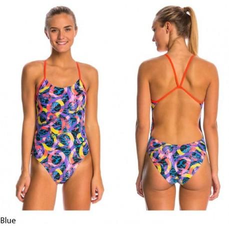 Women's Enso Cutoutfit Swimsuit
