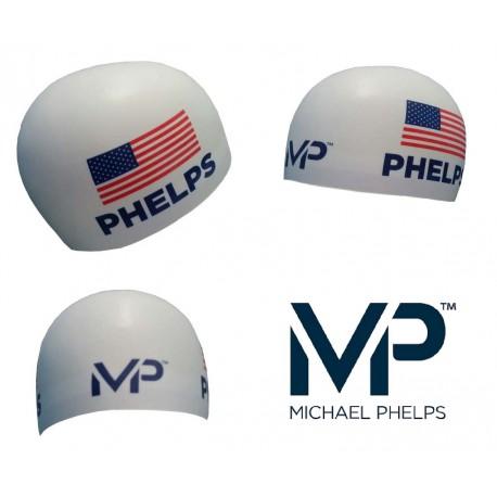 Cuffia da gara Michael Phelps