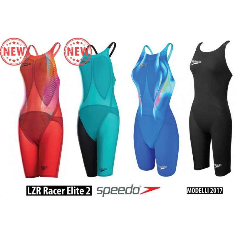2da7342a588 SPEEDO Fastskin LZR Elite 2 Kneeskin 2017 - women's competition swimwear