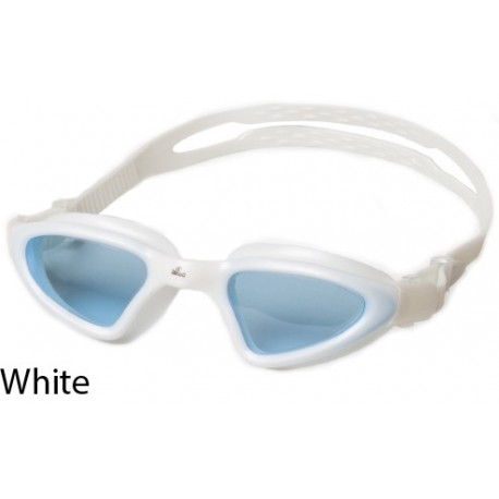 White - Occhialin nuoto ALPHA Jaked
