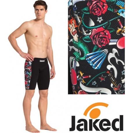 Costume da gara uomo JKeel Jammer Jaked - edizione Rock and Roll