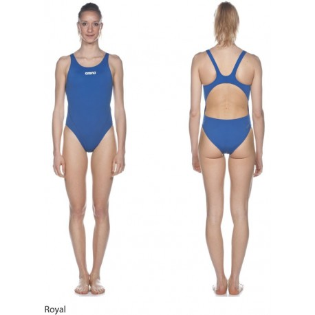 Blue Black Costume Arena Donna MAKINAS HIGH Woman Blue