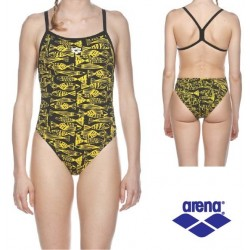 Swimsuit Woman Fisk Arena