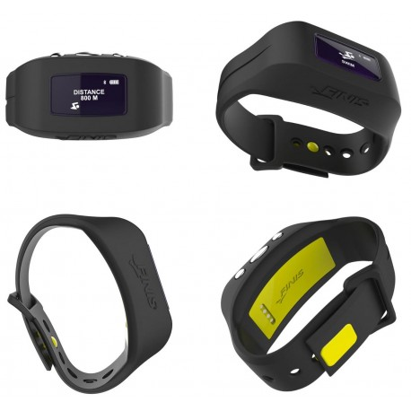 Swimsense LIVE FINIS - activity tracker per il nuoto