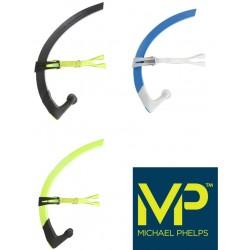 Respiratore frontale boccaglio nuoto Focus Snorkel MP