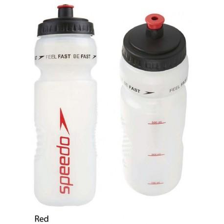 Red - Water Bottle 800ml Speedo