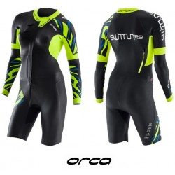 RS1 manica lunga Swim-Run ORCA