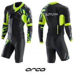RS1 long sleeve Swim-Run ORCA