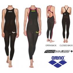 Costume acque libere donna Powerskin R-Evo+ Open Water Arena