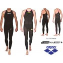 Arena R-Evo+ Men's Open Water Suit Black