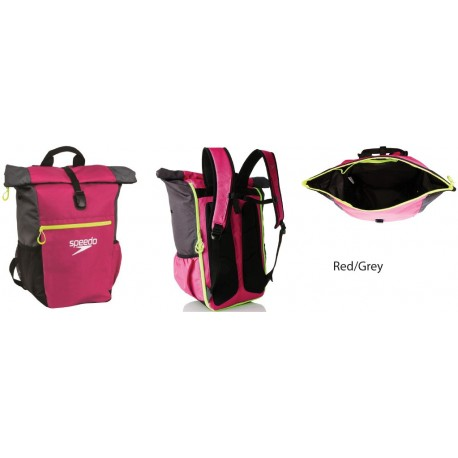 Red/Grey - Team Rucksack III Plus AU Speedo