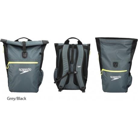 Grey/Black - Team Rucksack III Speedo