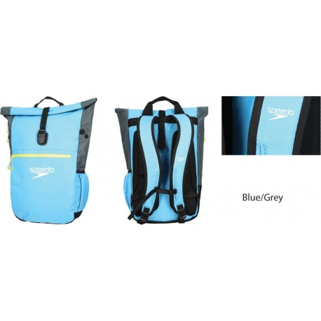 Blue/Grey - Team Rucksack III Speedo