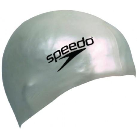 Plain Flat Silicone Cap Speedo
