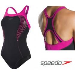 Women's Fit Kickback Swimsuit Speedo