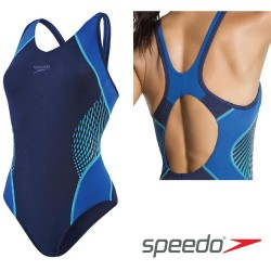 Costume donna Fit Splice Muscleback Speedo