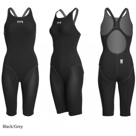 Black/Grey - Thresher Open Back Tyr