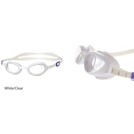 White/Clear - Aquapure Female Speedo