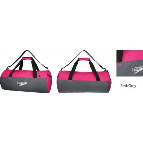 Red/Grey- Duffle Bag Speedo