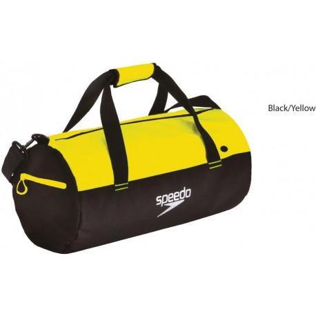 Black/Yellow - Duffle Bag Speedo