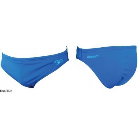 Blue/Blue - Costume da uomo Essential 5cm Brief SPEEDO