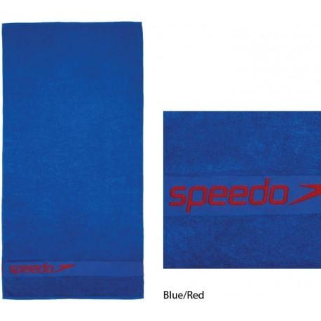 Blu/Red - Border Towel Speedo