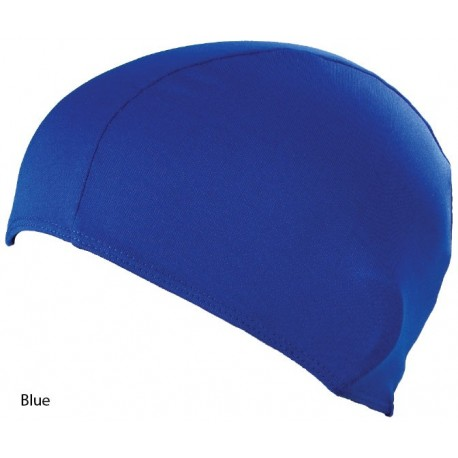 Blue - Polyester Cap Speedo