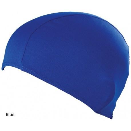 Blue - Polyester Cap Speedo