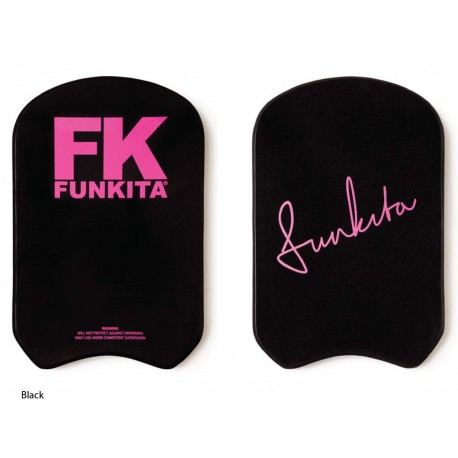 Black - Kickboards Still Funkita