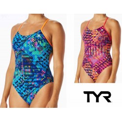 Women's Machu Cutoutfit Tyr Swimsuit