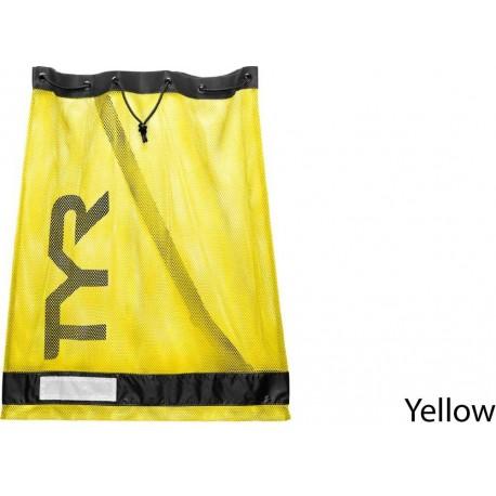 Yellow - Mesh Equipment Bag Tyr