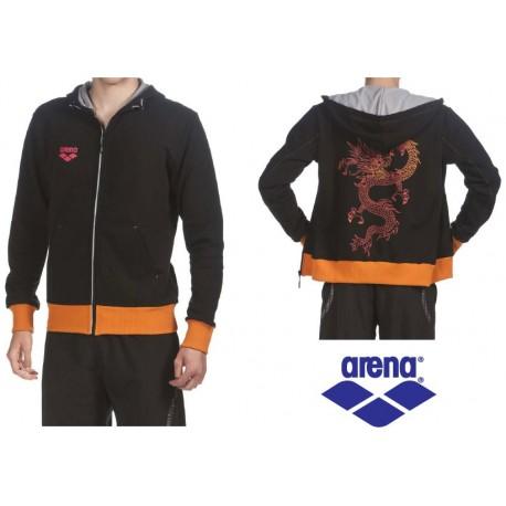 Arena Gregorio Paltrinieri - Man Hooded Sweatshirt