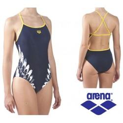 Swimsuit Woman Sarah Sjöström Arena